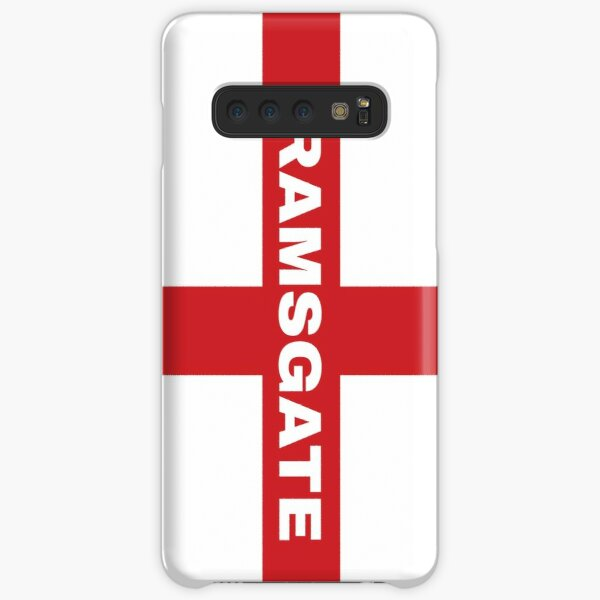 My Home Country Is England and Home City Ramsgate  Samsung Galaxy Snap Case