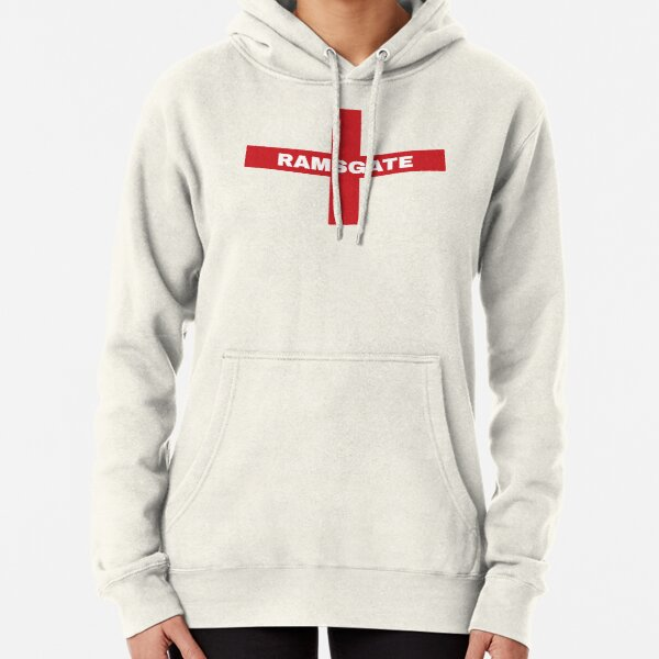 My Home Country Is England and Home City Ramsgate  Pullover Hoodie