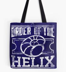 Order of the Helix Tote Bag