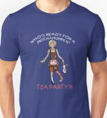 Mothahumpin' TEA PARTY! Unisex T-Shirt