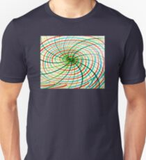 """Somewhere Thru There"" Unisex T-Shirt"