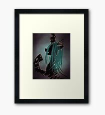 Queen Chrysalis Framed Print