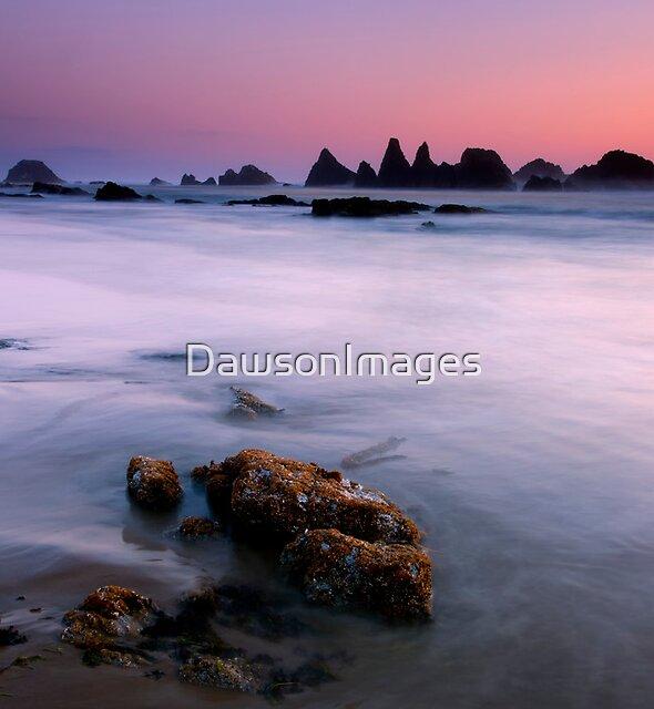Pastel Sunset by DawsonImages
