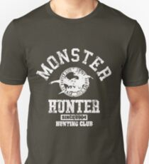 Monster Hunter Hunting Club T-Shirt