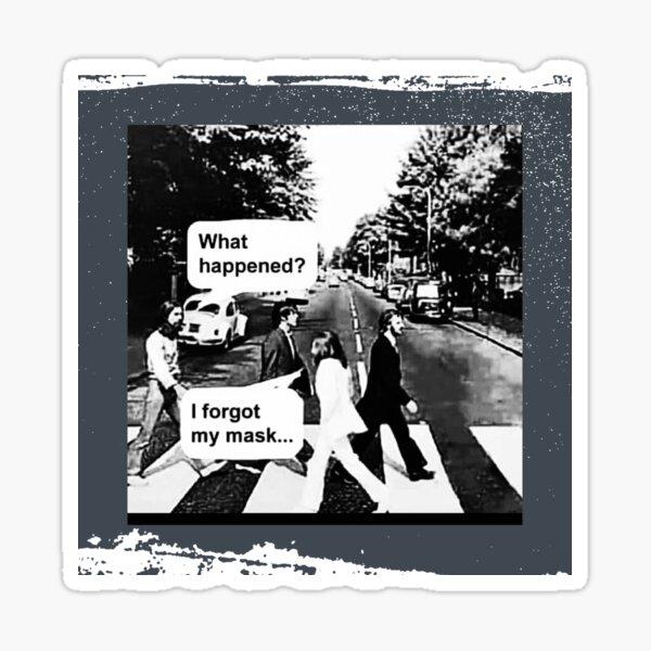 John Lennon Memes Stickers Redbubble