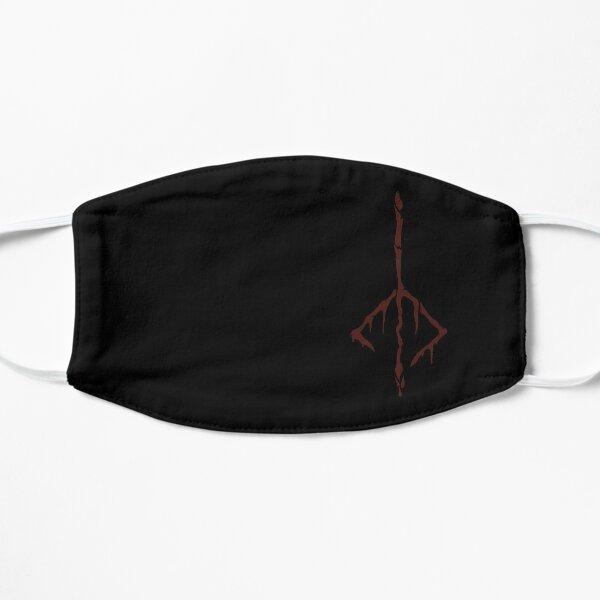 Bloodborne hunter's mark Flat Mask