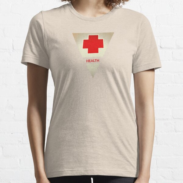 symbols: the red cross Essential T-Shirt