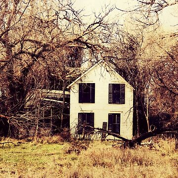 This Old House by BarnArtandMore