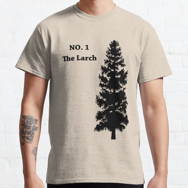 No. 1 - The Larch Classic T-Shirt