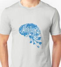 Computer Brain Unisex T-Shirt