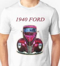 1940 Ford Deluxe-1 T-Shirt