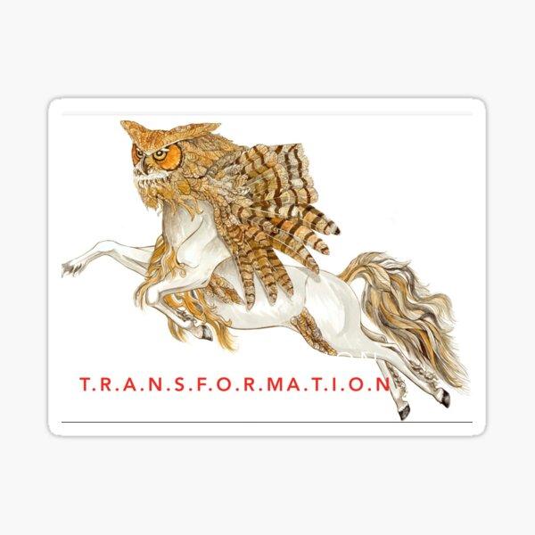 Spirit Art  Sticker
