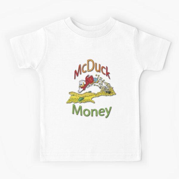 Scrooge McDuck Kids T-Shirt