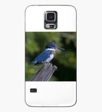 Belted Kingfisher - female (Ceryle alcyon) Case/Skin for Samsung Galaxy