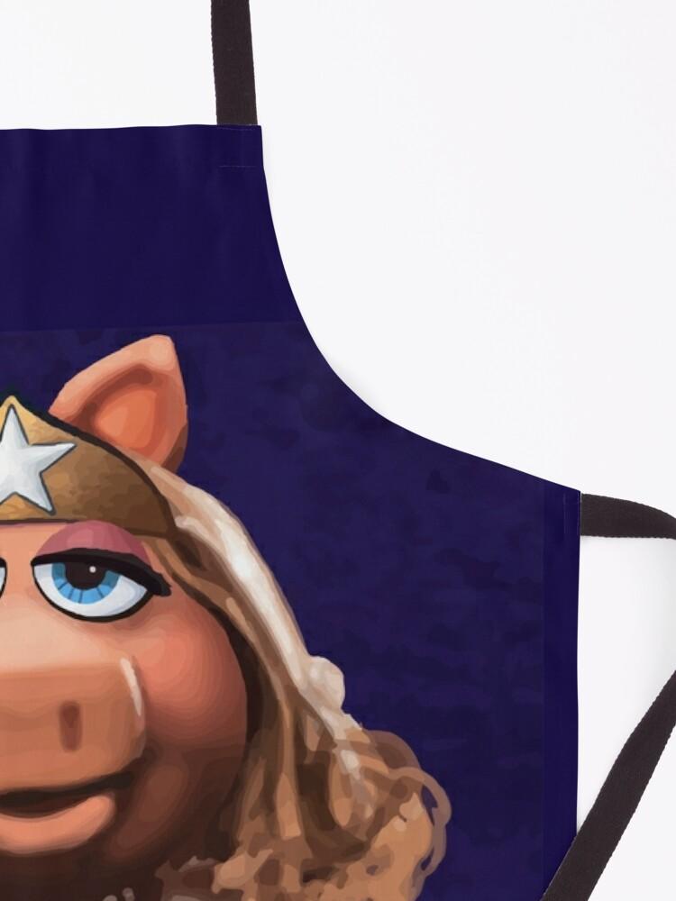 Alternate view of Miss Piggy Wonder Apron