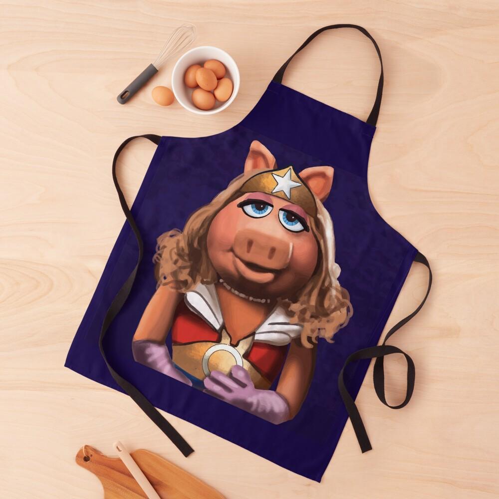 Miss Piggy Wonder Apron