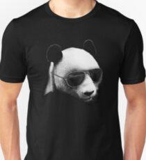 Camiseta unisex Aviador Panda Bear