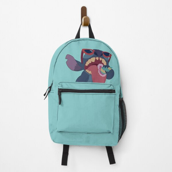 Stitch with snow cone Backpack
