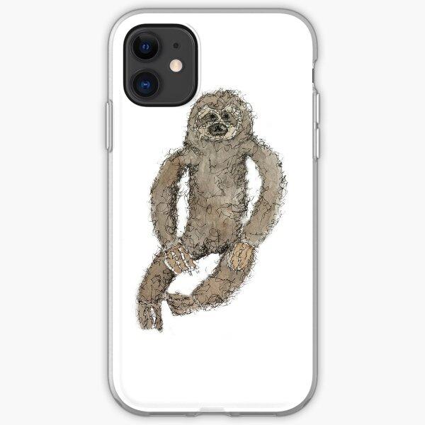 Sammy the Sloth iPhone Soft Case