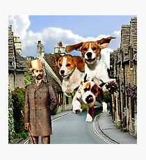 Hounds of the Baskervilles Photographic Print