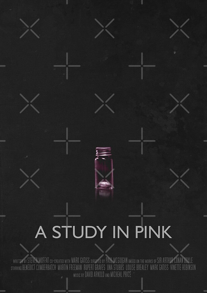 Sherlock - A Study In Pink by Ashqtara
