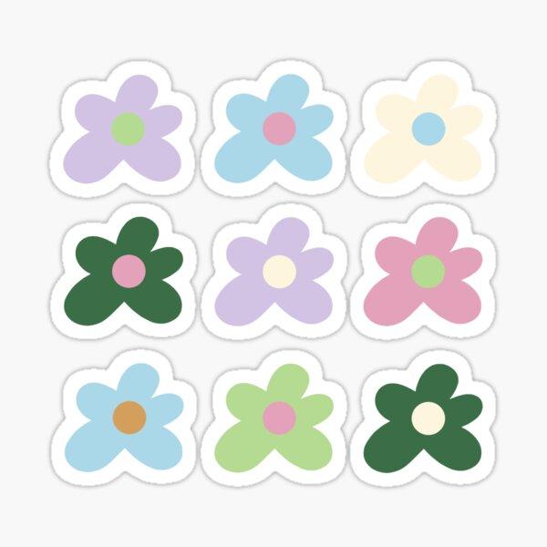 fleurs de golfwang Sticker