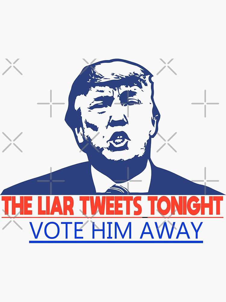 The Liar Tweets Tonight Text