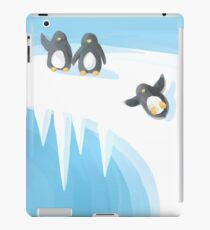 Penguin Playground iPad Case/Skin
