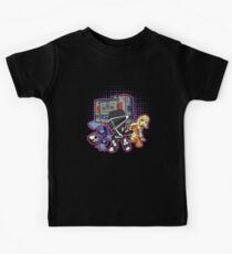 Old Skool 80s Cartoon B Boys (and girl) Kids Clothes