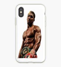 Anthony Joshua Heavyweight Boxer - Boxing iPhone Case