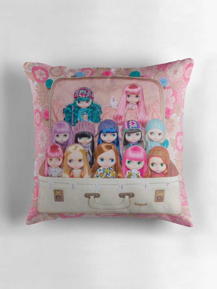 Quot Blythes In A Vintage Suitcase What More Do You Need