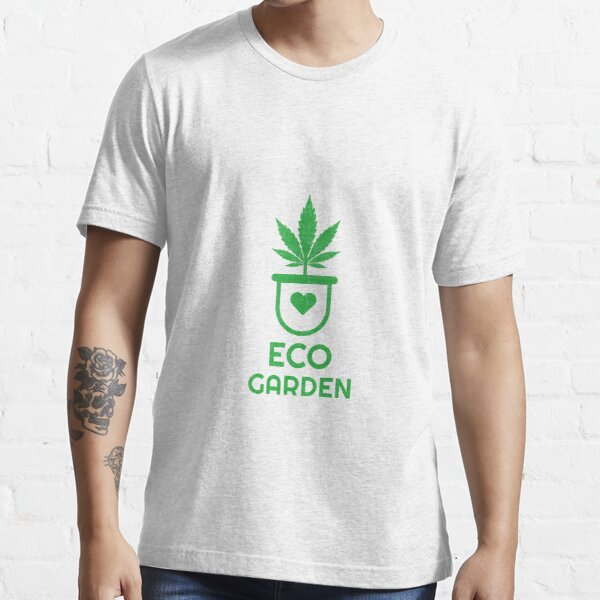 Eco Garden Weed Edition Eco-Design Essential T-Shirt