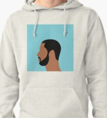 Drake Illustration Pullover Hoodie