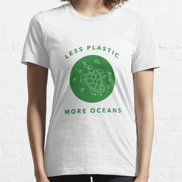 Less plastic eco-design Essential T-Shirt