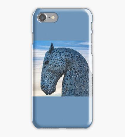 Kelpie Horse  iPhone Case/Skin