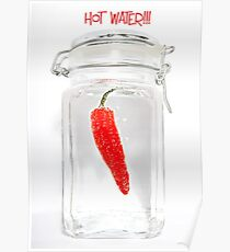 Hot Water!!! Poster