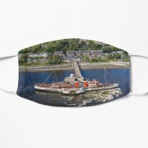 Paddle Steamer Waverley at Kilcreggan Mask