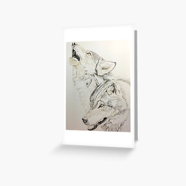 A voice of Nature Greeting Card