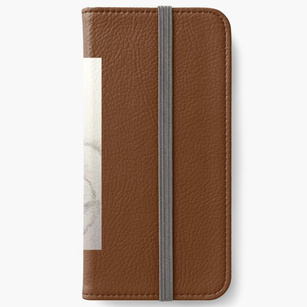 A voice of Nature iPhone Wallet