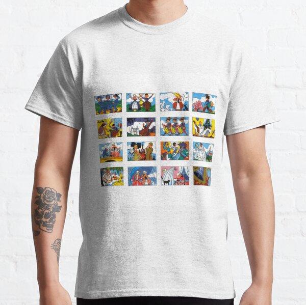 16 chansons d'enfants T-shirt classique
