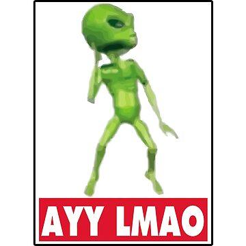 Ayy lmao by Vhitostore