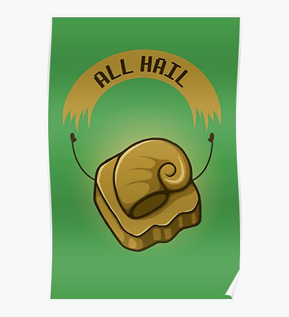 All Hail Helix Poster