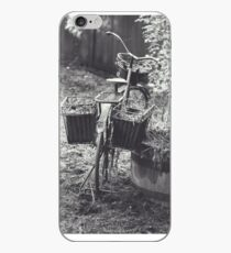 Garden Bike iPhone Case