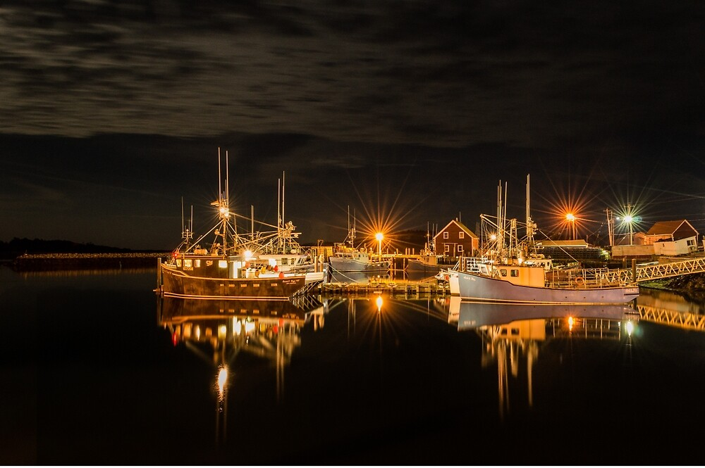 John's Cove Reflections by Garvin Hunter Photography