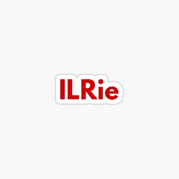 ILRie- Cornell ILR Sticker