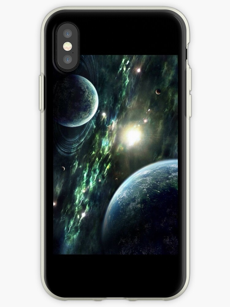 iPhone 6 Universe/Galaxy Case by Atchfam77