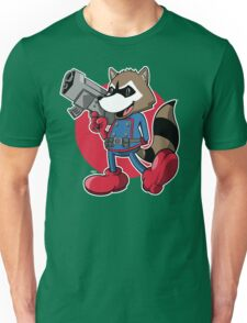 Vintage Raccoon T-Shirt
