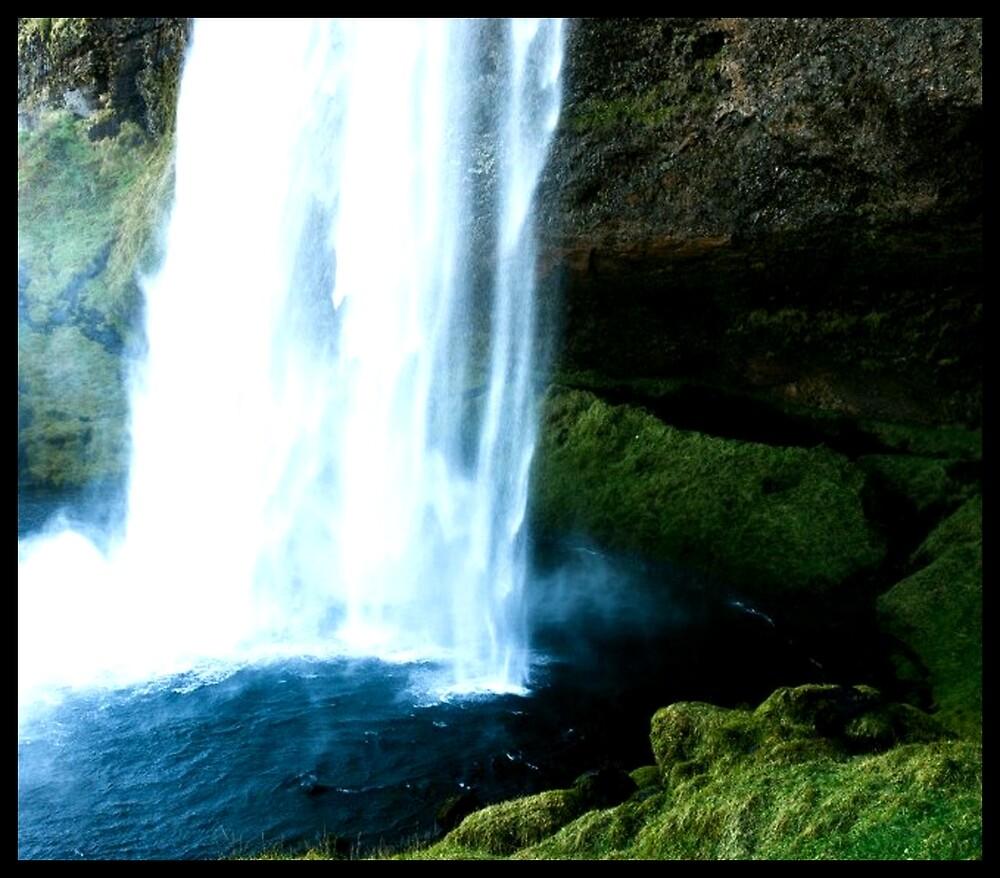 Waterfall by KittyMisty