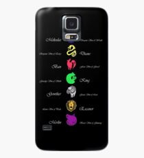 Seven Deadly Sins Case/Skin for Samsung Galaxy