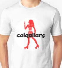 Cairollers Derby T-shirt; Red Hot Isis Unisex T-Shirt